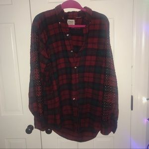 LF Studded Flannel